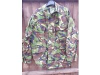 EX ARMY COMBAT JACKETS & BOILER SUITS