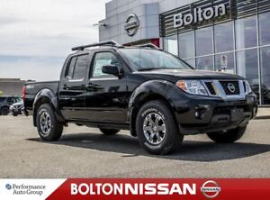 2016 Nissan Frontier PRO-4X|NAVI|Leather|Bluetooth|Moon Roof