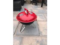 Small bbq ideal for camping or carravaning or fishing
