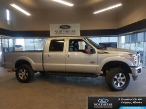 2015 Ford F-350 Super Duty Lariat  - Leather Seats -  Bluetooth