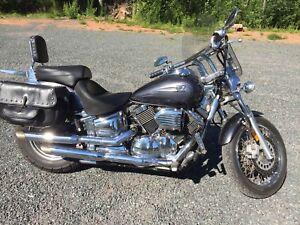 2005 yamaha vstar custom 1100cc