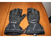 Richa Waterproof Motorbike Gloves - Men's size L/9