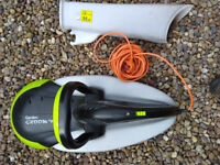 hedge cutter pro with bag hardly used works perfect