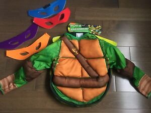 Costume Ninja Turtles 3/4 ans