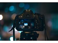 Videographer Available