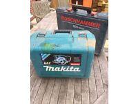 Dewalt, Bosch & Makita Empty Tool Boxes
