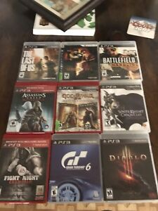 9 PS3 games