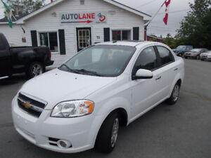 2010 Chevrolet Aveo LT SUNROOF AUTOMATIC LOADED $4995