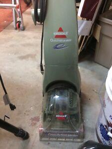 Bissell quick steamer carpet cleaner