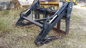 Pipe Grapple Forks