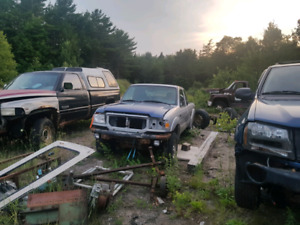 2007 ranger rwd   PARTING OUT