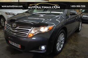 Toyota Venza AWD-CUIR-TOIT DOUBLE-DEMARREUR A DISTANCE 2010