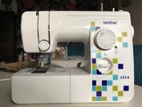 Brother LS14 Manual Stitch Sewing Machine