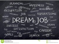 Highly Rated CV Writing Professional-Individually tailored CV to help you get the Dream Job!