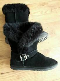 Ugg Style Boots From Next Size 5