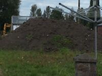 Good Quality top soil for sale
