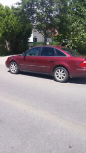2006 Ford Five Hundred Berline AWD