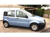 FIAT PANDA (ALMOST AS NEW).