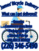 PREMIUM Delivery Service for all your needs!