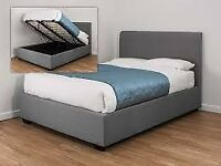 New Ottoman Bed and Orthopedic Mattress