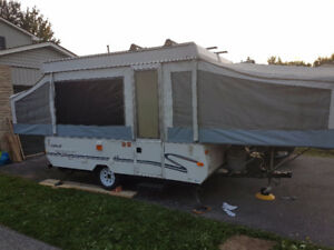 Jayco Eagle 10SG - 10 foot Tent Trailer Year 2000