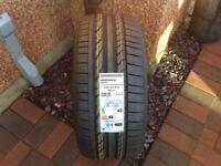 Bridgestone runflat tyre 225/35/19 new