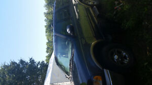 2000 Ford Expedition Blue