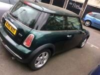 Mini one green 05