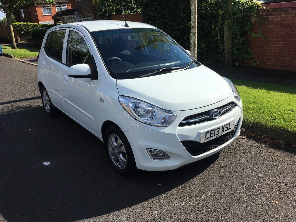 Hyundai I10 1.2 ACTIVE 5DR Automatic low miles