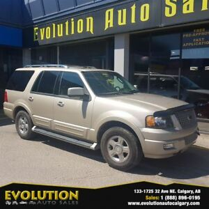 2006 Ford Expedition LIMITED DVD LEATHER 7 PASS