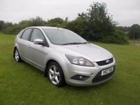 2009 FORD FOCUS 1.8 TDCI 115 BHP 94000 MILES FULL YEARS MOT