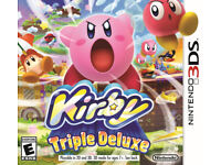 Kirby Triple Deluxe for Nintendo 3DS