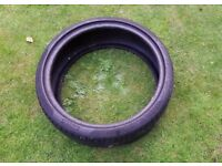Pirelli P ZERO RUN FLAT Tyre. Size 245 / 35 / 21 No Repairs