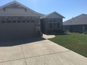 Upper Level Home Rental/Lake Country