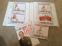 Paul McKenna I can make you thin CDs