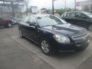 08 MALIBU 4 CYLINDER HYBRID SAFETY + 1 YEAR WARRANTY