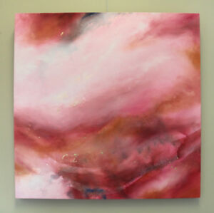 Large abstract original painting