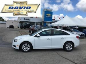 2014 Chevrolet Cruze 1LT LOADED POWER