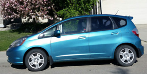 2014 Honda Fit LX Hatchback