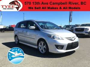 2009 Mazda MAZDA5 Grand Touring Leather Heated Seats/Sunroof