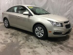 2015 Chevrolet Cruze 1LT-LOW KM'S! ONE OWNER!