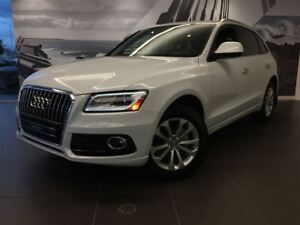 2016 Audi Q5 2.0T PROGRESSIV CUIR TOIT PUSH START