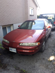 99 Oldsmobile Intrigue