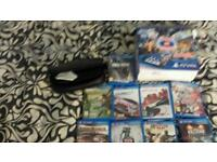 Ps vita slim 19 games