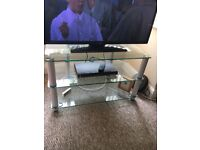 Tv Units- Glass and Wooden