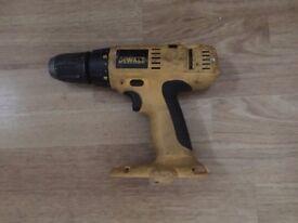 Dewalt DW997 Hammer drill, boxed