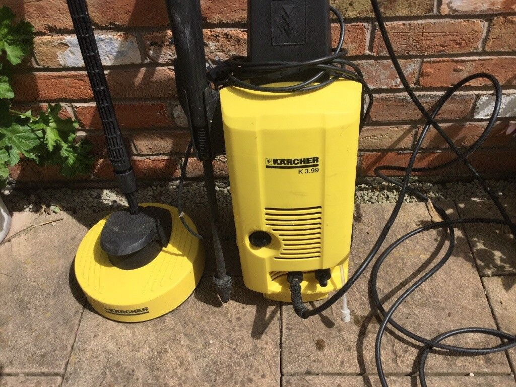 Karcher Pressure Washer. £65.00.