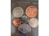 Shield coins
