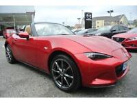 2016 Mazda MX-5 2.0 Sport Nav 2dr Manual Petrol Convertible