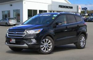 2017 Ford Escape TITANIUM! REDUCED! 4X4! LEATHER! NAV!